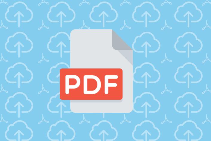 PDFファイルをリンク表示させる方法!