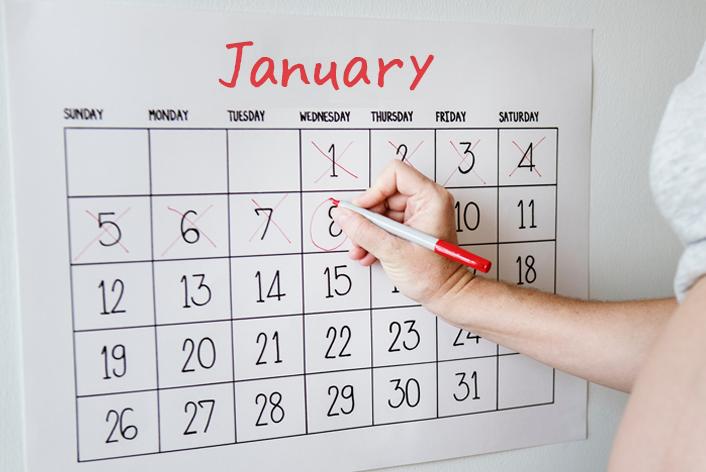 年末年始やお盆など長期休暇に入る前にやっておきたいおすすめ設定4選!